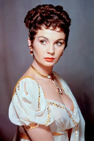 The Scott Rollins Film and TV Trivia Blog: Jean Simmons: On the ...