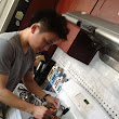 Justin Nguyen Cooks at Home?