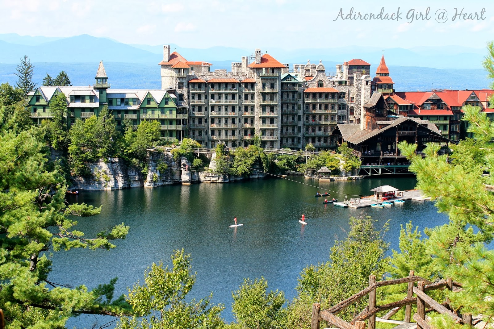 Hiking mohonk mountain house adirondack girl heart for Montain house