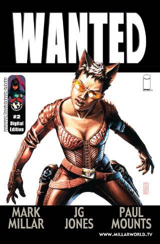Wanted Comic #2 PDF