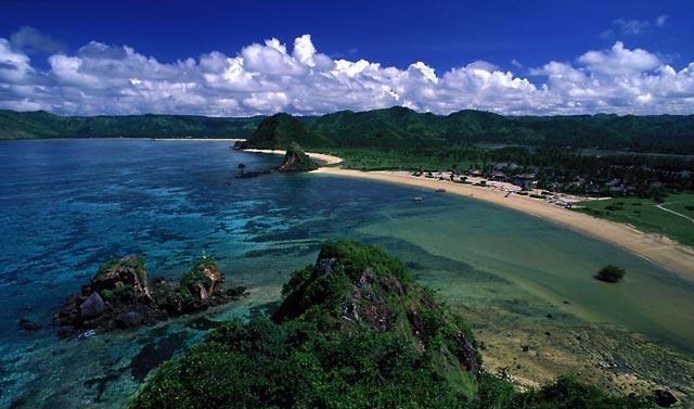 Tempat Wisata Tanjung AAn Lombok