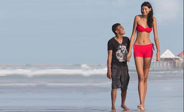 Você sabia que a mulher mais alta do Brasil é paraense? Conheça