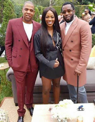 Tiwa Savage is the Biggest African Chic in the World - U.S Rapper, Fat Joe Reveals
