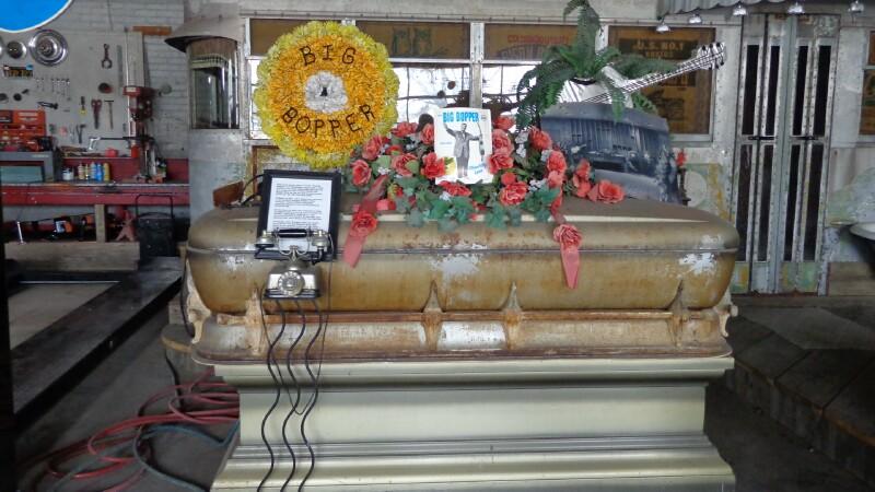 Dead Buddy Holly Body