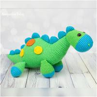 http://amigurumislandia.blogspot.com.ar/2019/04/amigurumi-dinosaurio-amigurumi-today.html