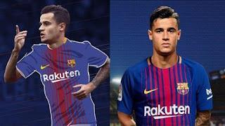 Apakah Coutinho Akan Jalani Laga Debutnya di Laga Barcelona VS Levante Malam ini?
