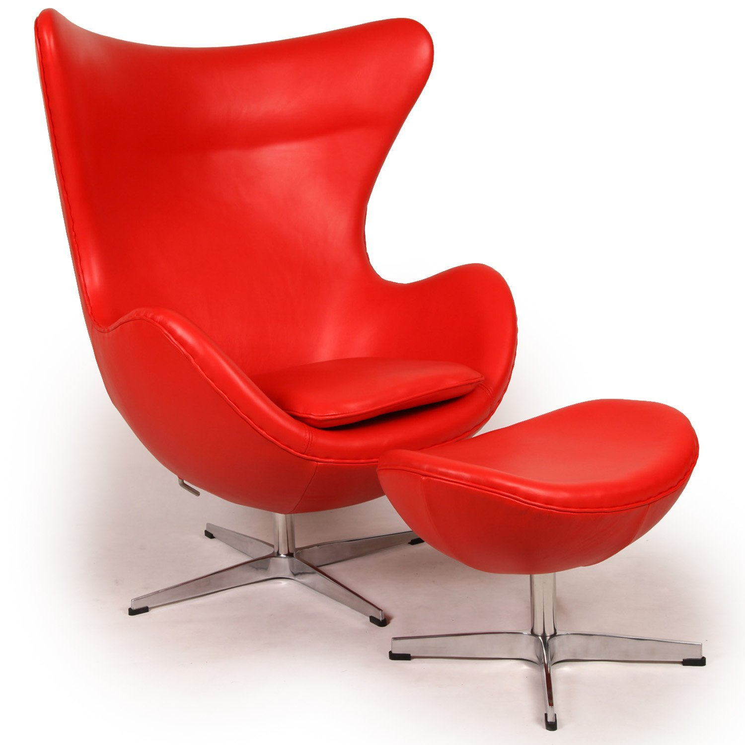 Cool Egg Chairs Mid Century Modern Swivel Chairs