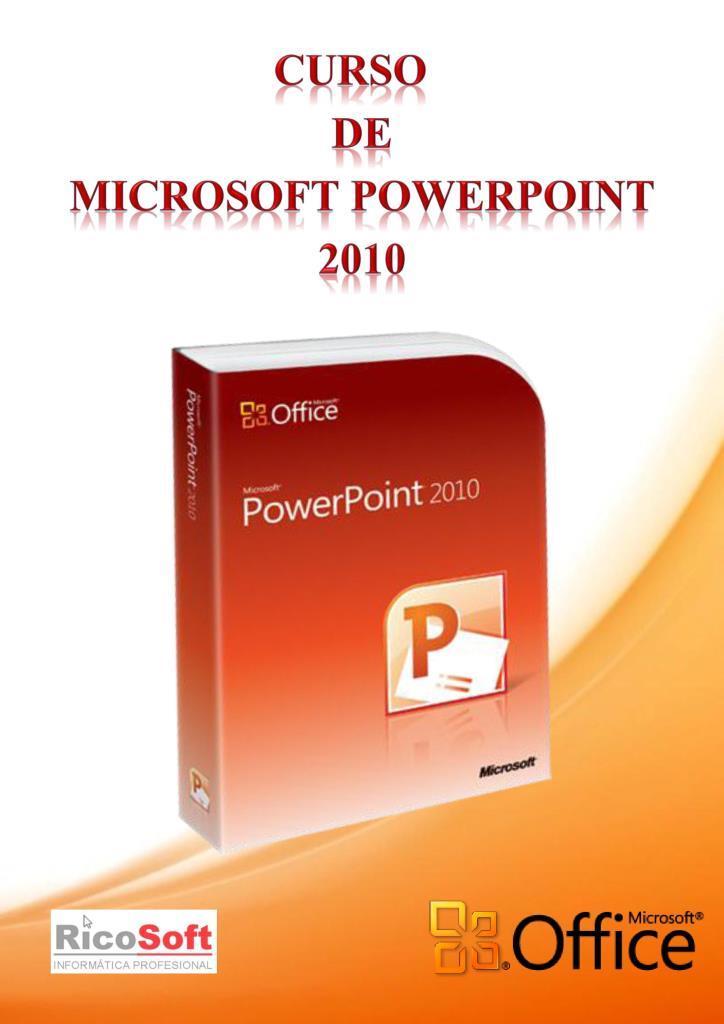 Curso de Microsoft PowerPoint 2010 – AulaClic