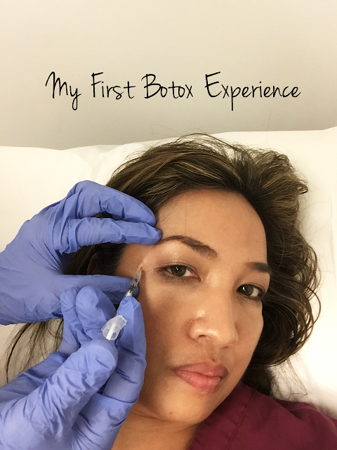 what to expect with botox, post-treatment with botox, before after botox photos