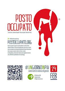 #UNGIORNOINPIU 29 FEBBRAIO CONTRO TUTTE LE VIOLENZE DI GENERE