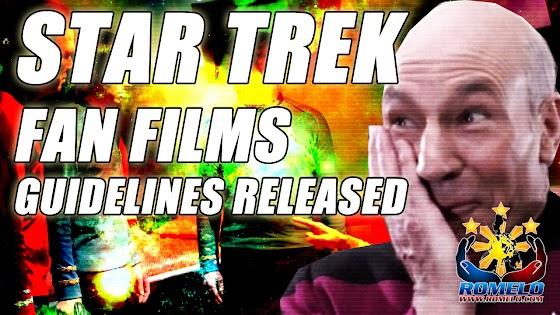 Star Trek Fan Film Guidelines Released ★ CBS/Paramount Want Fan Films To Live Long And Prosper