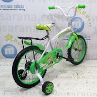 16 erminio 2204 gp bmx sepeda anak