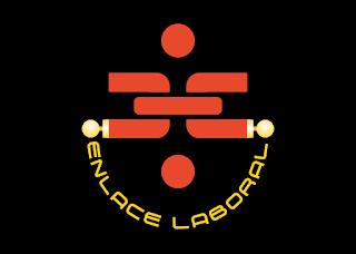 Enlace laboral Logo Vector