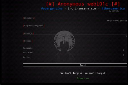 loic anonymous