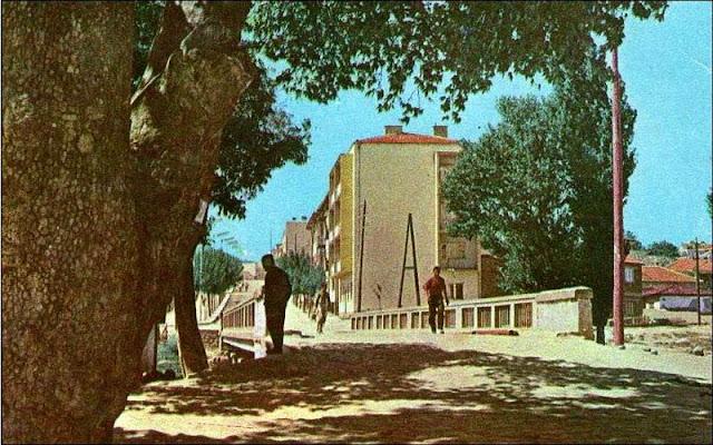 Kavadarci city old postcard
