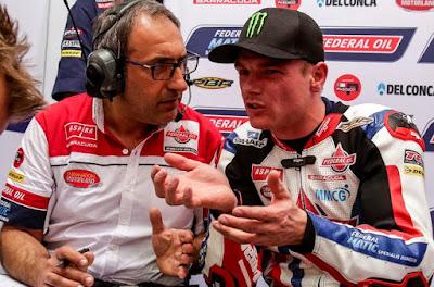 Rider Moto2 Asal Inggris Ini 'Ngidam' Motor MotoGP