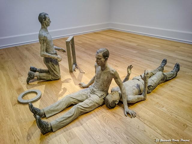 (Every) War Memorial, John Davies - Museo Bilbao por EGVP