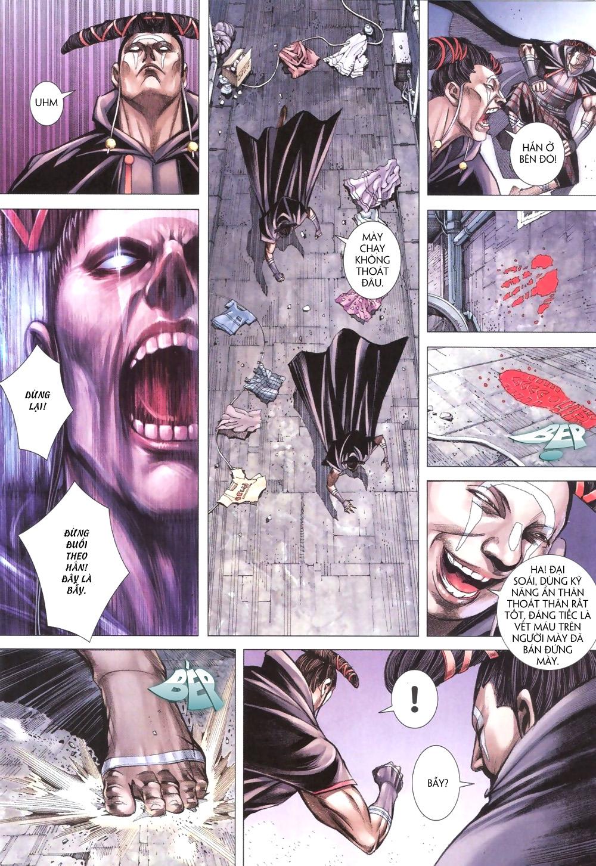 Đại Quân Phiệt chap 9 trang 30