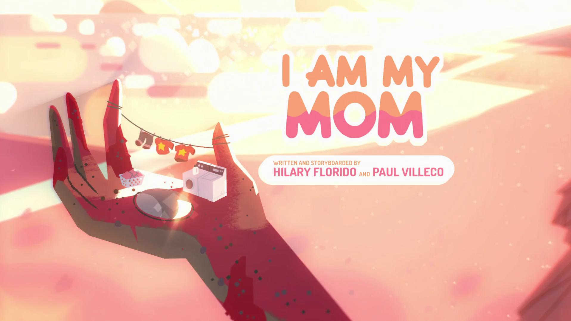 Steven Universo - Eu sou a Minha mãe