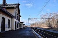 Dworzec kolejowy Jelenia Góra Cieplice, kierunek Szklarska Poręba