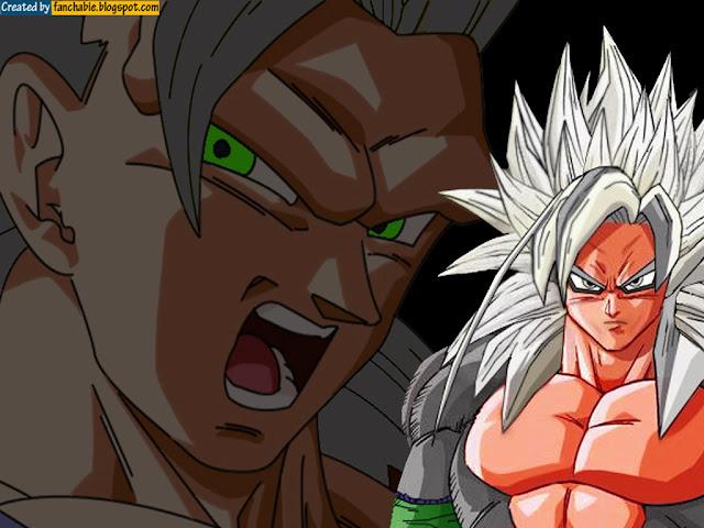 Goku SSJ 100