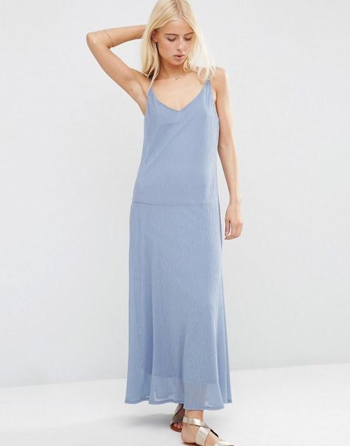 Vestidos largos de moda ¡12 increíbles diseños!