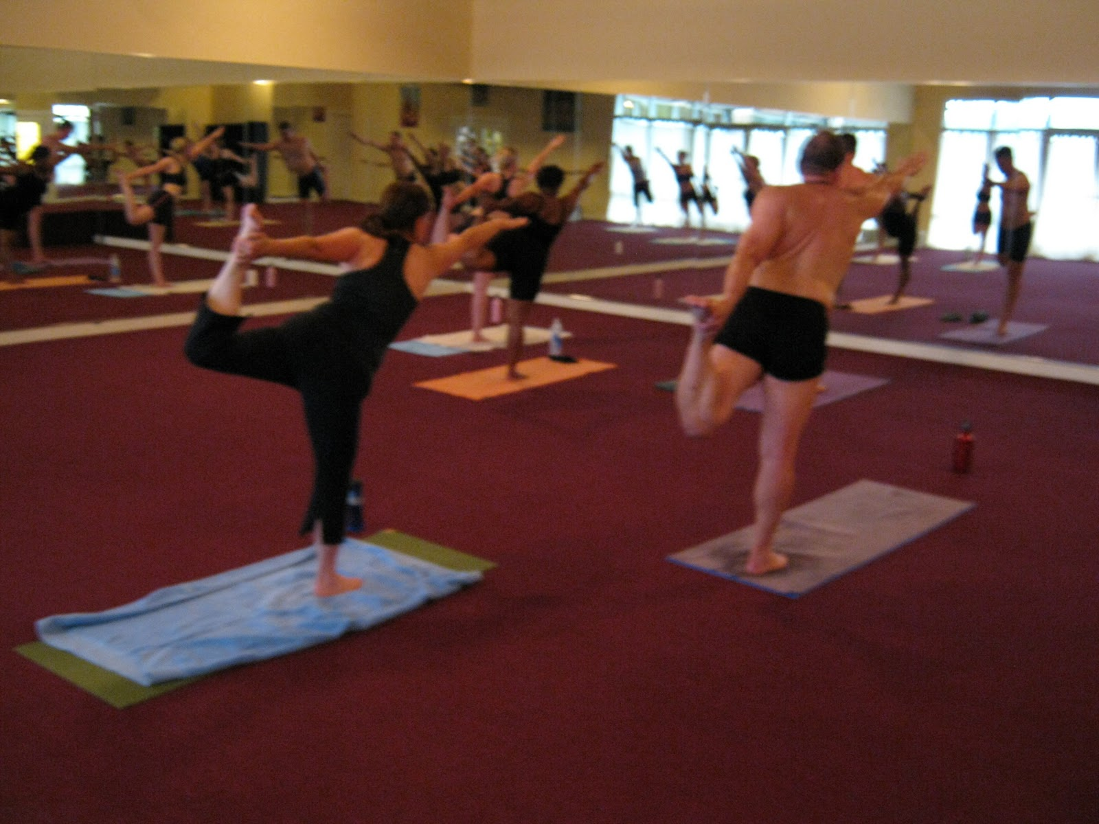 Shoreline Area News Hot Yoga Celebrates Four Years At The Sweatbox In Shoreline
