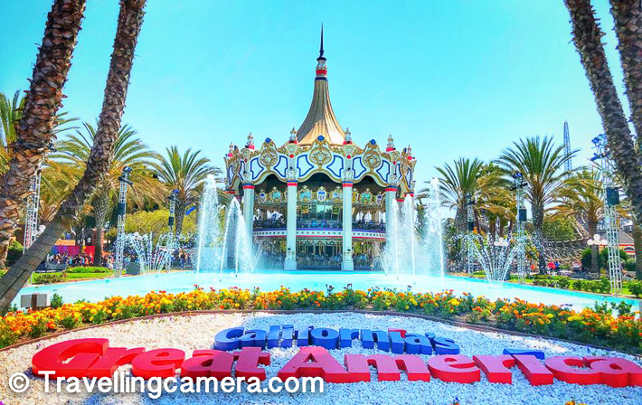 Any visit San Francisco Bay Area comes with opportunity to meet friends living in this part of the world and spend some good time together. This time, one of my friends planned a visit to this place called California's Great America which is located in Santa Clara. This post shares more about this place, what makes it so special and some tips for making your visit to this place pocket friendly and lot of fun.