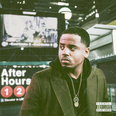 Mack Wilds - AfterHours - Album Download, Itunes Cover, Official Cover, Album CD Cover Art, Tracklist
