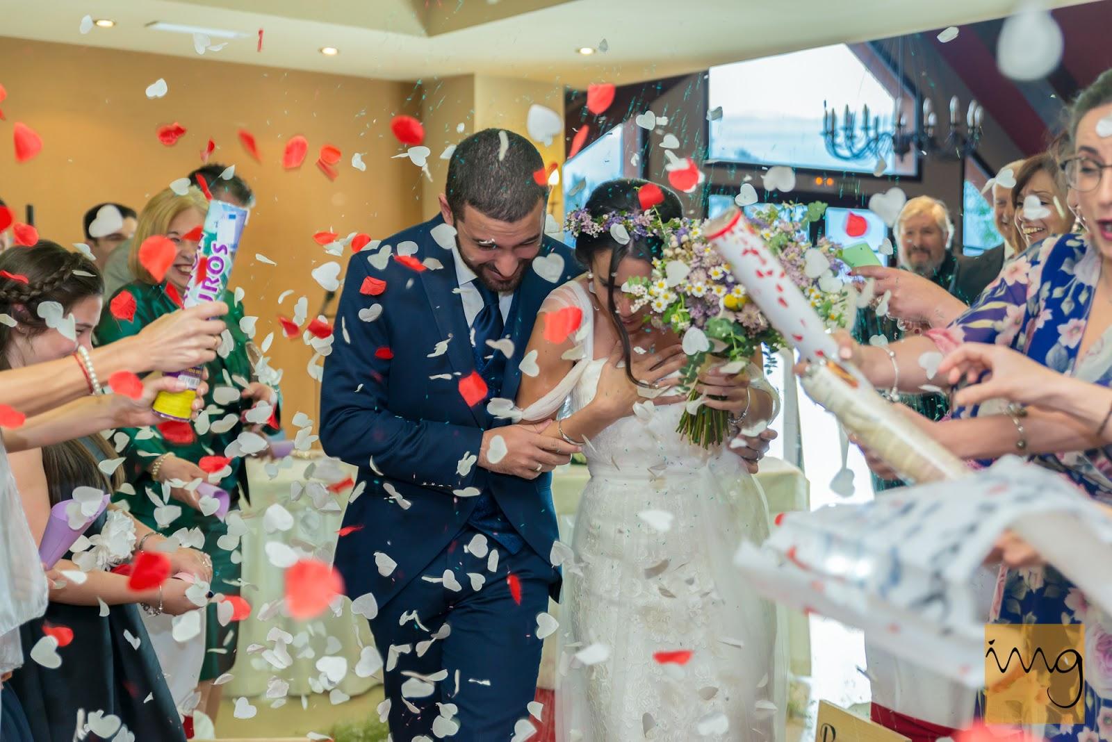 Fotografía clásica de boda