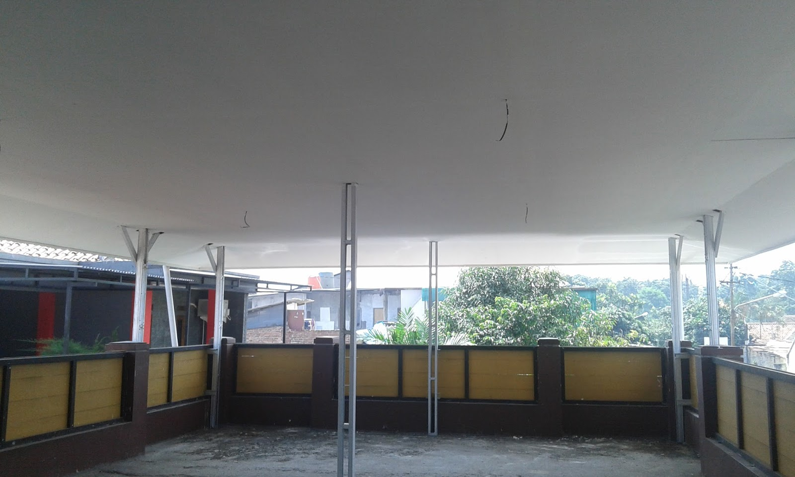 rangka atap baja ringan merk taso biro jasa bandung 081394518790