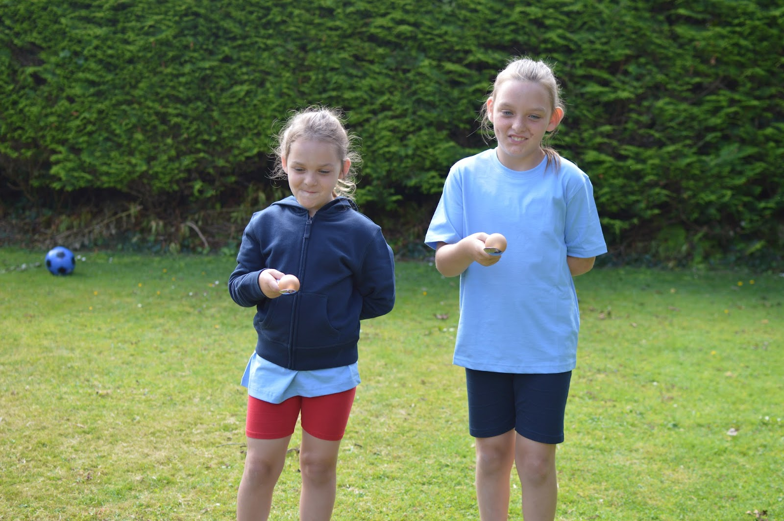 , Things to do in the Summer Holidays- Hold a Garden Sports Day