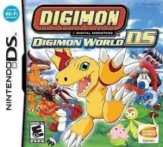 ROMs - Digimon World DS  - NDS Download