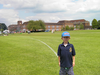 Merchant Taylors' school playing fields
