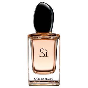 "Le parfum ""sì "" de Giorgio Armani"