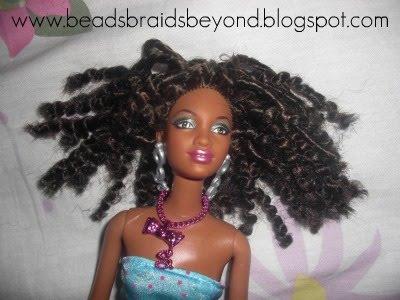 Awe Inspiring Do It Yourself Natural Hair Dolls Curlynikki Natural Hair Care Hairstyles For Men Maxibearus