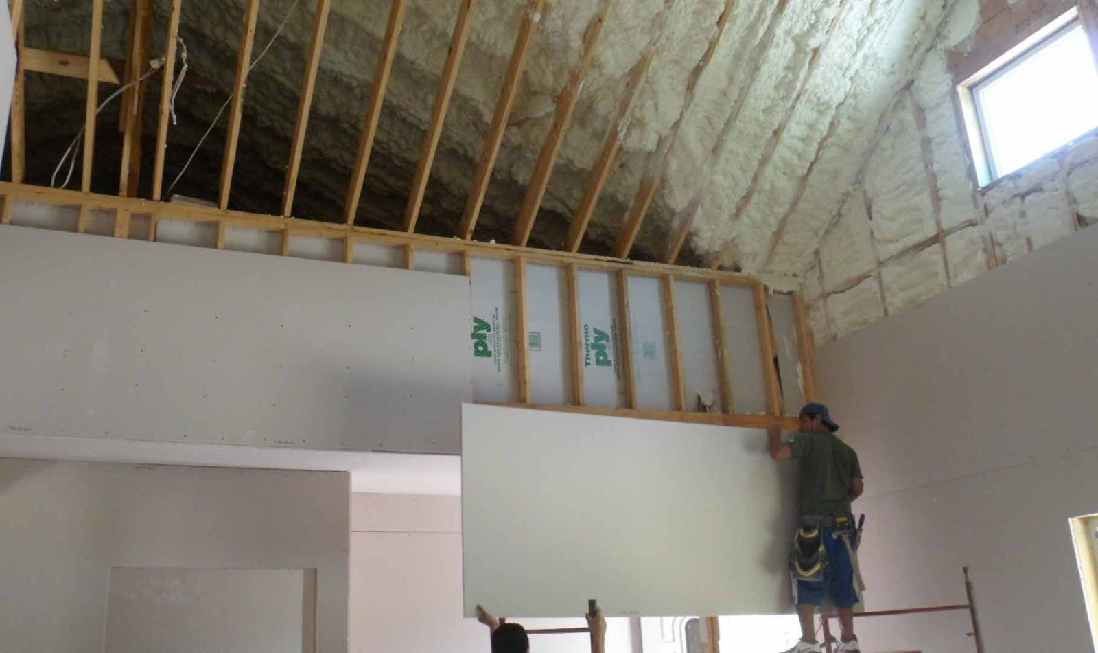 Rocky Hollow Home Hanging Drywall