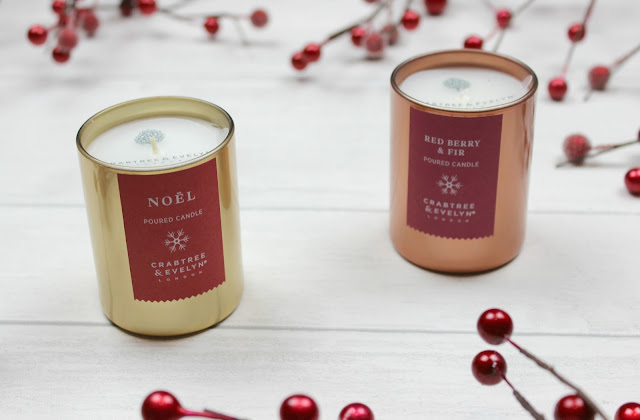 A review of Crabtree & Evelyn Mini Noel Candle