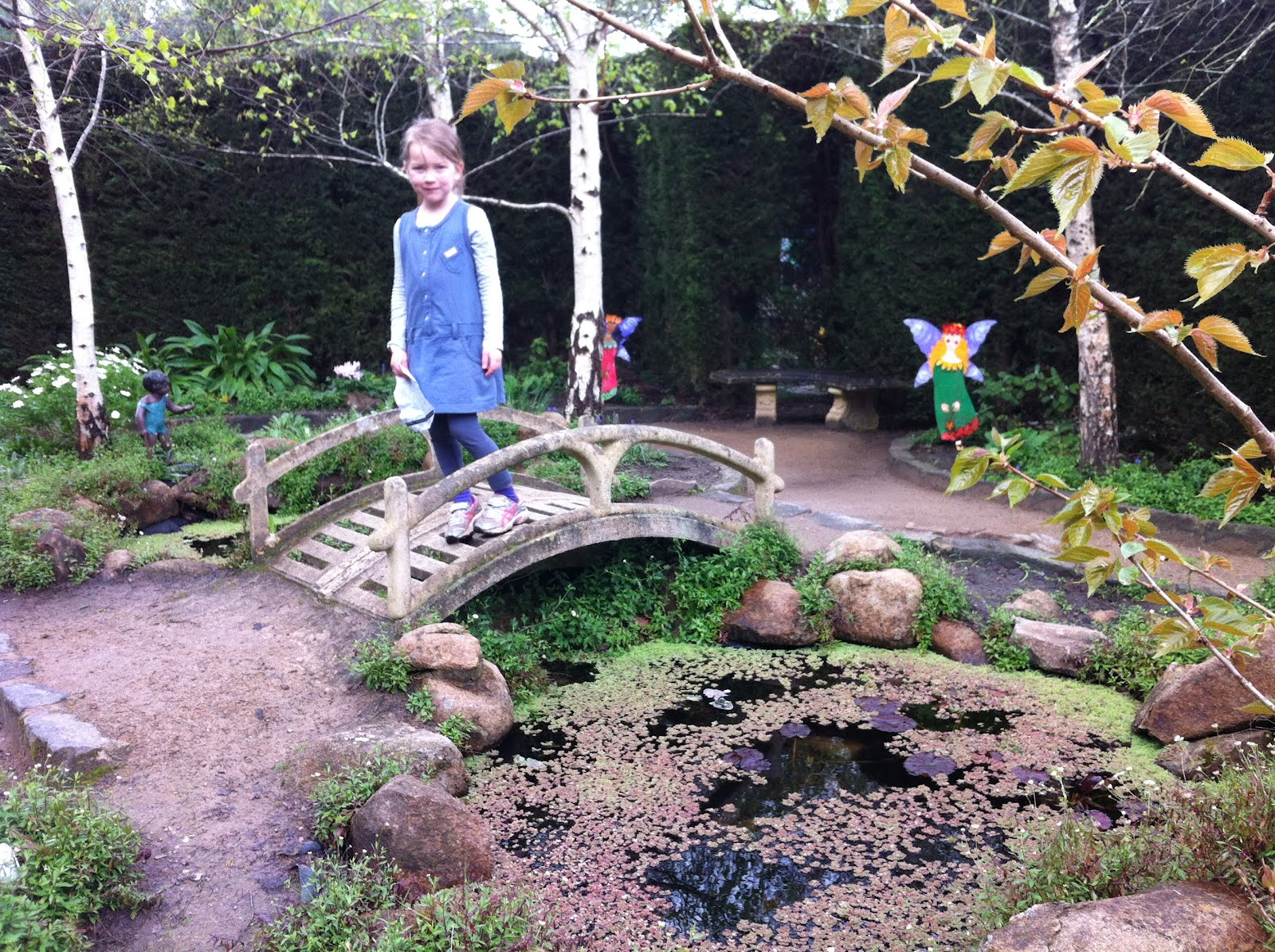 Enchanted Garden: Things To Do With Under 5's