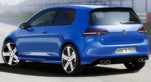 2018 Volkswagen Golf R Specs and Price