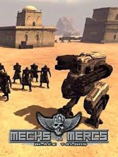 Mechs and Mercs Black Talons (PC) 2015