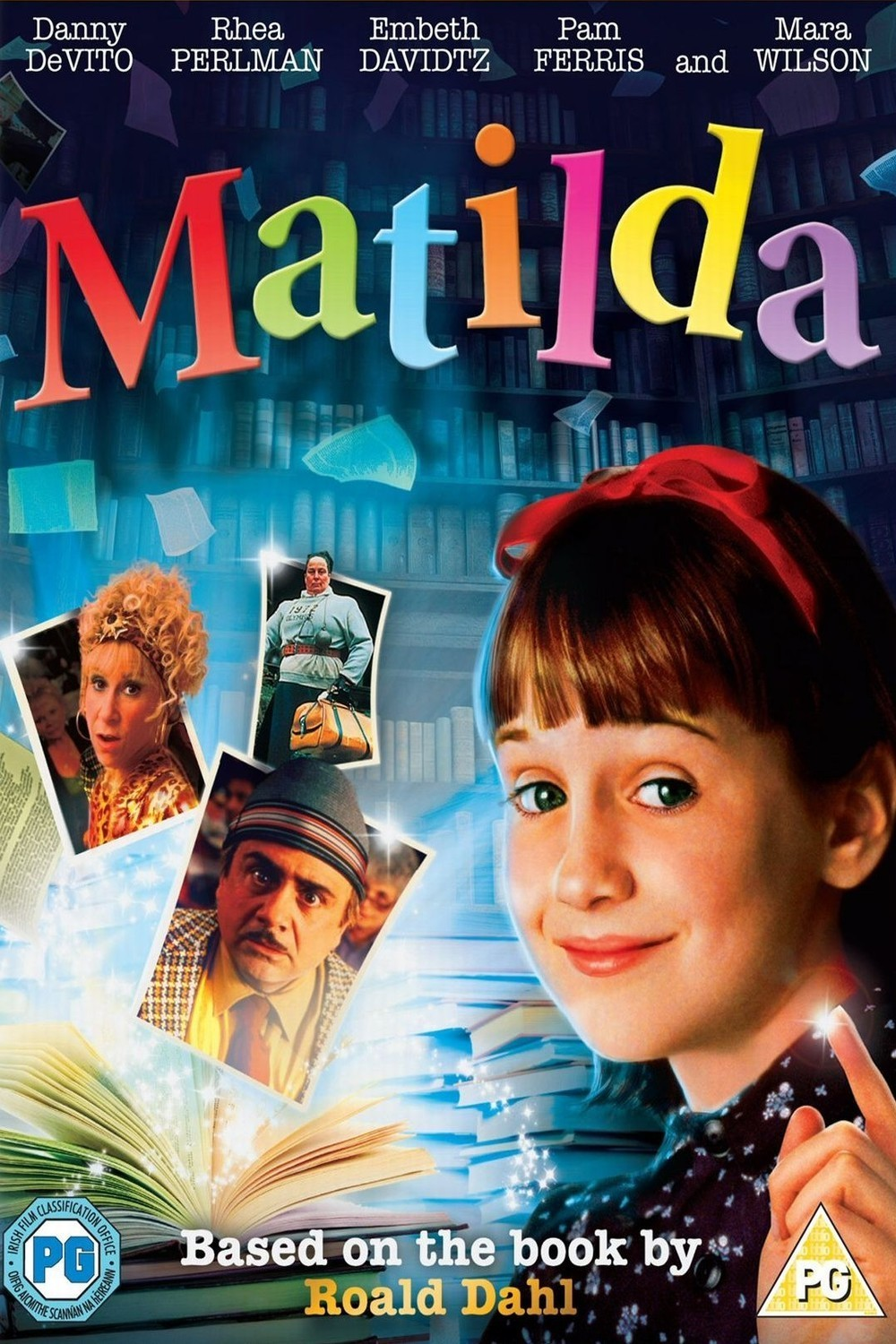 """Movie Review: """"Matilda"""" (1996) 