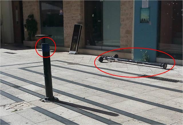 Κίνδυνος ηλεκτροπληξίας στον πεζόδρομο Ηγουμενίτσας και οι ευθύνες της Δημοτικής Αρχής