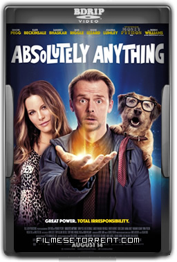 Absolutamente Impossível Torrent BDRip Dual Áudio 2016