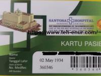 Prosedur Pengambilan Hasil Rontgen, CT-Scan, dan MRI di RS. Santosa Bandung