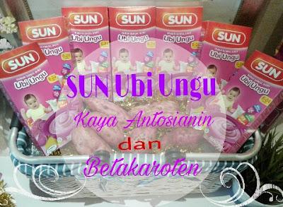 SUN Ubi Ungu