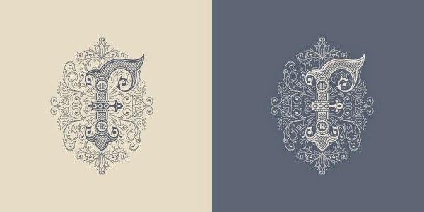 Trend Desain Logo Design 2015 - flourish logo