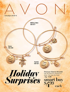 Avon Holiday Surprises 2016