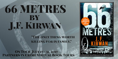 Excerpt: 66 Metres by J F Kirwan