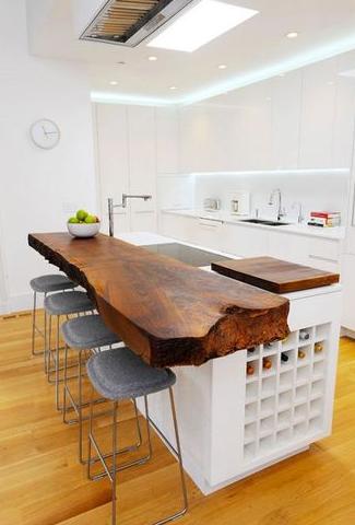 4 Desain Furniture Kayu Terbaru Untuk Rumah rumah hunian asri